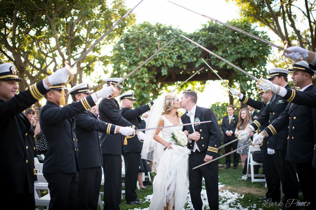 Traditional Military Weddings